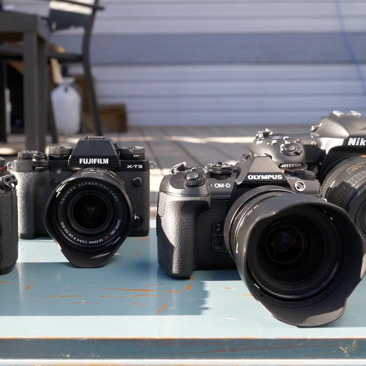 Dpreview Nikon D3500