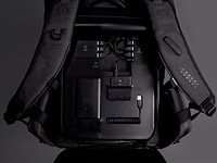 Visvo's 'Novel' backpacks will satisfy the most tech-savvy photographers