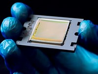 French startup is preparing its curved CMOS image sensor for mass production