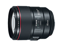 Canon unveils stabilized EF 85mm F1.4L lens