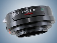 Kipon launches EF t0 Sony E adapters with built-in variable ND filter