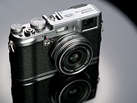 Throwback Thursday: Fujifilm X100