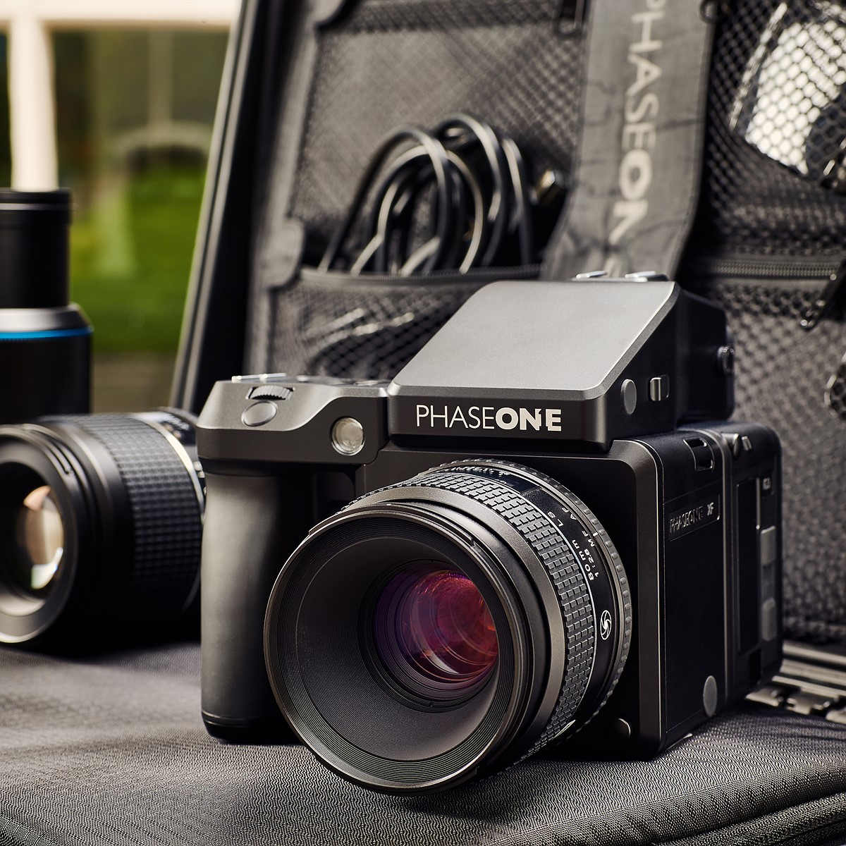 Serious Resolution Phase One Xf With Iq3 100mp Back Tested Digital Hammer R1s Dual Sim Kamera Photography Review