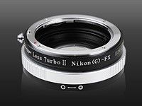 Mitakon launches Mk II Nikon to Fuji X Turbo adapter that maintains angle of view