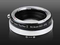 Mitakon launches Mk II Nikon to Fuji X Turbo adapter that maintains angle of view