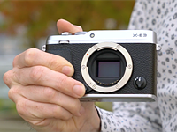 Video: Fujifilm X-E3 First Look