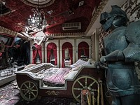 Photographer finds his passion in derelict Japanese 'love hotels'