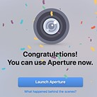 This app can modify Aperture and iPhoto so they will continue to work with macOS Catalina
