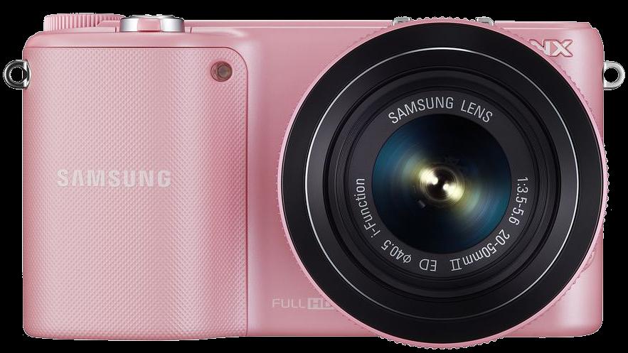 Samsung announces NX2000 mirrorless APS-C camera with Wi-Fi