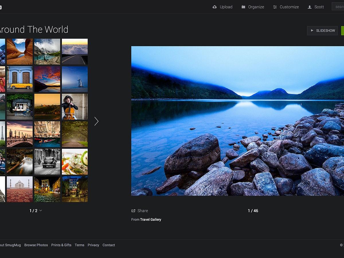 SmugMug launches totally redesigned website: Digital