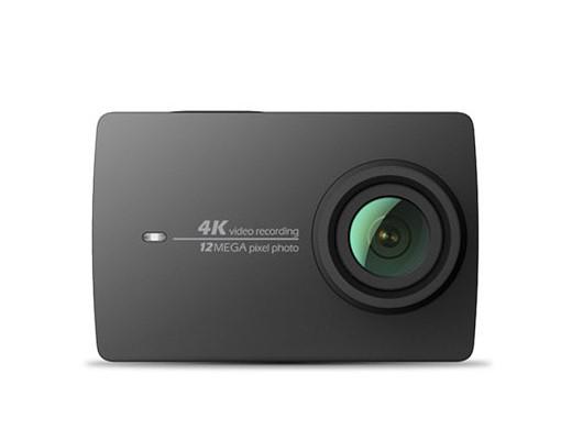 news  xiaomi yi ii action camera updates original with k video faster sensor