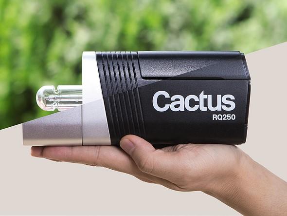 Cactus launches bare bulb wireless monolight on Kickstarter