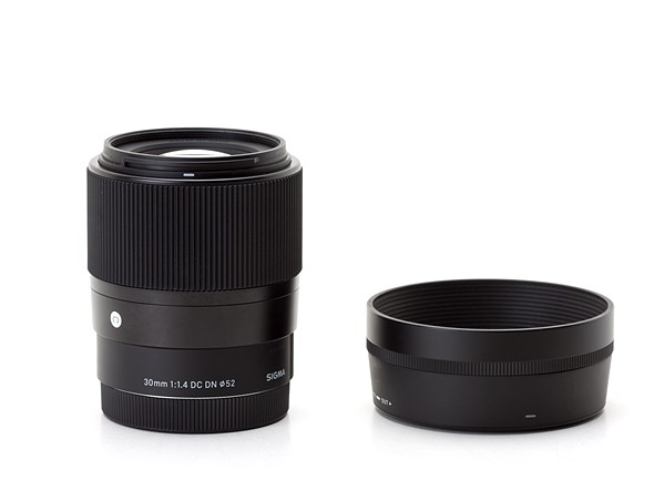 Sigma 30mm F1.4 DC DN Contemporary for Sony E-mount lens review 3