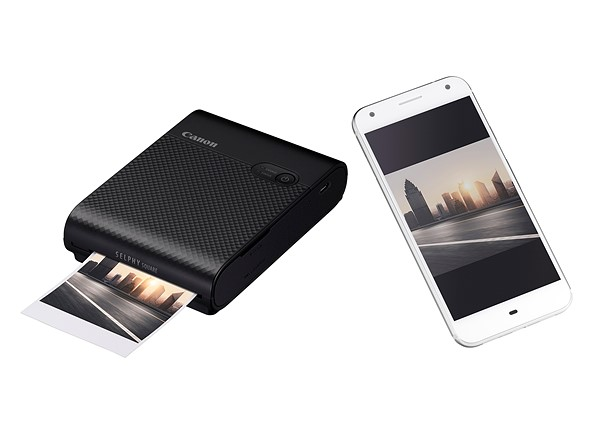 Canon launches its latest pocket-sized photo printer, the Selphy Square QX10
