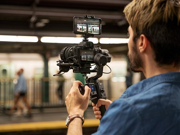 Best Gimbal For Mirrorless 2020 DJI launches the Ronin SC, a lightweight, compact gimbal for