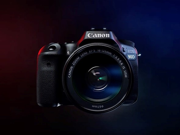 canon eos video 90d mark will