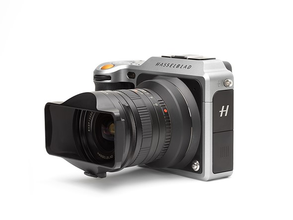 Hasselblad unveils XPan lens adapter for the mirrorless medium format X1D 6