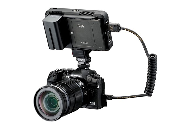 Atomos, Olympus working to bring ProRes RAW to E-M1X, E-M1 Mark III by end of year