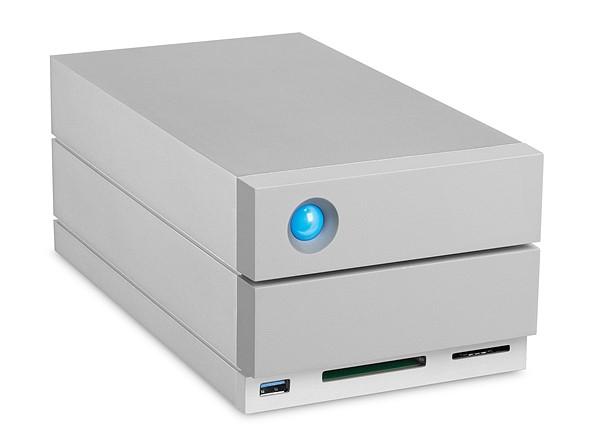 LaCie reveals 2big 2-bay RAID storage solution with Thunderbolt 3 technology 2