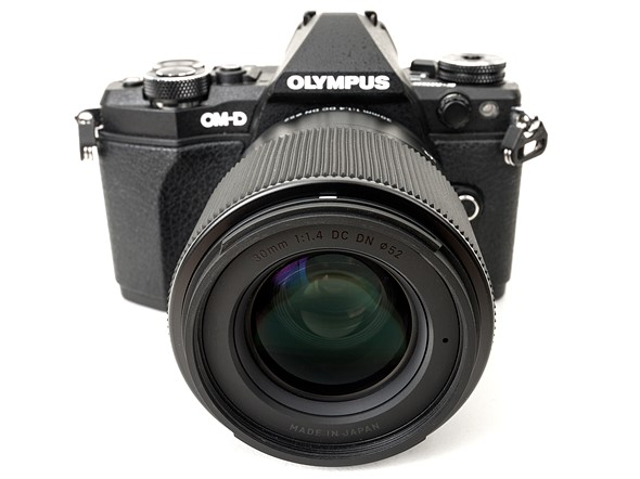 Sigma 30mm F1 4 DC DN Contemporary Micro Four Thirds Lens Review