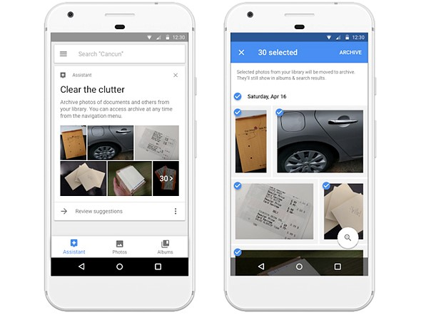 Google Photos now auto-suggests images for archival 1