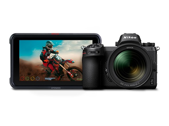 Nikon, Atomos team up to offer 4K Raw capture over HDMI to the Ninja