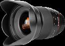Samyang announces five full frame E-mount lenses