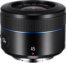 Samsung announces 12-24mm F4 and 45mm F1.8 lenses for NX