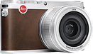 Updated Leica X (Typ 113) APS-C compact boasts F1.7 lens
