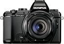 Olympus Stylus 1 puts high-end superzoom features into OM-D body