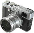 Fujifilm creates wide-angle adapter and firmware v1.3 for X100