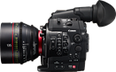 Canon unveils EOS C500 4K cinema video camera and four lenses