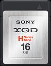 Sony announces range of XQD memory cards