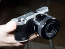 CES 2013: Hands-on with Samsung NX300