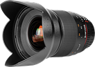 Samyang announces five full frame E-mount lenses