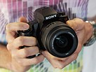 Just Posted: Sony SLT-A37 16MP entry-level fixed-mirror DSLR preview