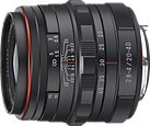 Weather-resistant Pentax Limited 20-40mm F2.8-4 zoom lens announced