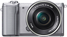 From NEX to Alpha: Sony introduces 20 megapixel a5000