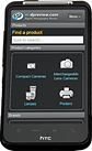 Dpreview product database now mobile