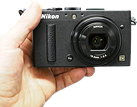 Just Posted: Nikon Coolpix A preview - hands on with the DX compact