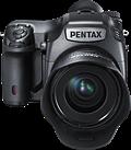 Ricoh announces medium-format Pentax 645Z