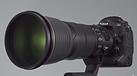 Non-stick glass: Nikon demonstrates new fluorine coating