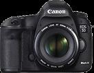 Canon announces EOS 5D Mark III 22MP full-frame DSLR