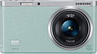 Samsung announces tiny NX mini mirrorless camera