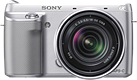 Sony announces NEX-F3 16MP mirrorless and E 18-200mm F3.5-6.3 OSS LE lens