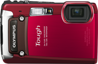Olympus announces TG-820 back-lit CMOS rugged camera