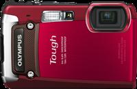 Olympus announces TG-820 back-lit CMOS rugged camera