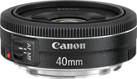 Roger Cicala looks at the Canon 40mm F2.8 STM pancake lens
