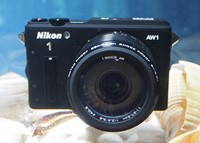 Nikonos reborn? Our first impressions review of the submersible Nikon AW1