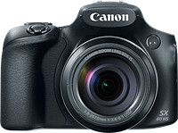 Canon announces PowerShot SX60 HS with 65x zoom
